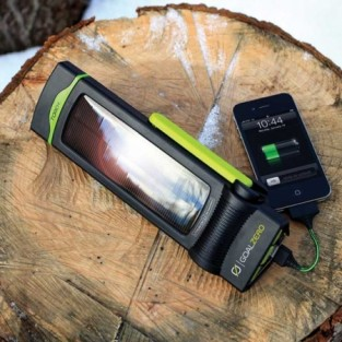 GOAL ZERO TORCH 250 FLASHLIGHT + USB POWER HUB