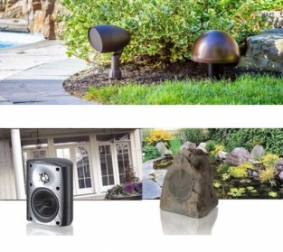 Paradigm Outdoor Speakers