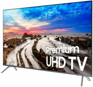 NEW!! SAMSUNG MU-SERIES 4K UHD SMART TVS