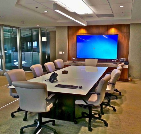 A/V & Conferencing Solutions