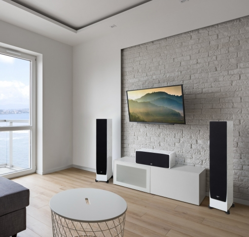 Electronics And Home Theatre Showroom For Residential And