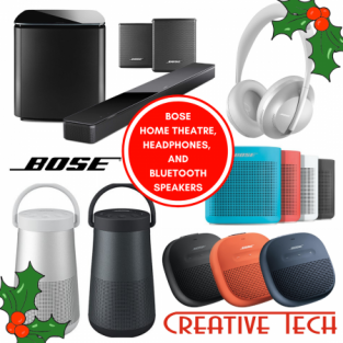 A range of Bose for Christmas!