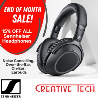 Sennheiser Headphone Sale