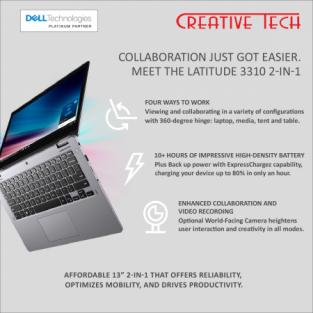 Dell Latitude 3310 Student Laptop