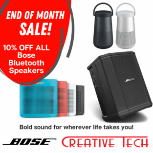 Bose Bluetooth Speaker Sale