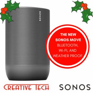 The new Sonos Move