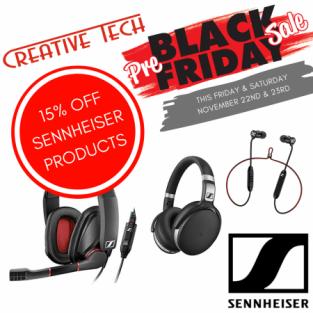 Sennheiser Headphones on SALE