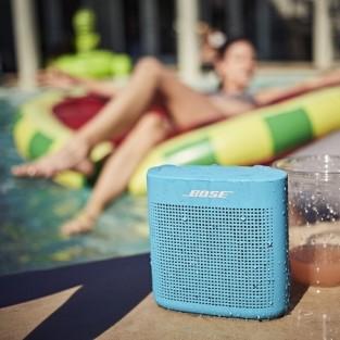 Water Resistant Bose SoundLink Color II