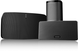 $30 OFF SONOS PLAY:1, PLAY:3 and PLAY:5
