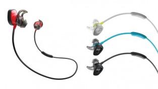 Bose SoundSport Wireless & Pulse headphones