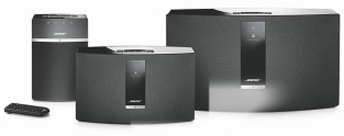Bose SoundTouch 10, 20 and 30