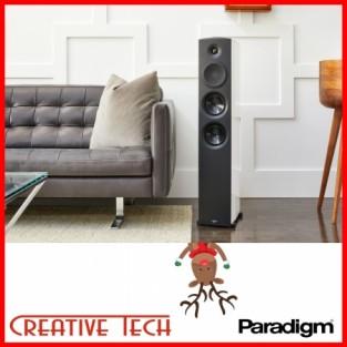 Paradigm Speakers, hi def audio for Christmas