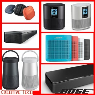 Bose Bluetooth Speakers and Home Theatre